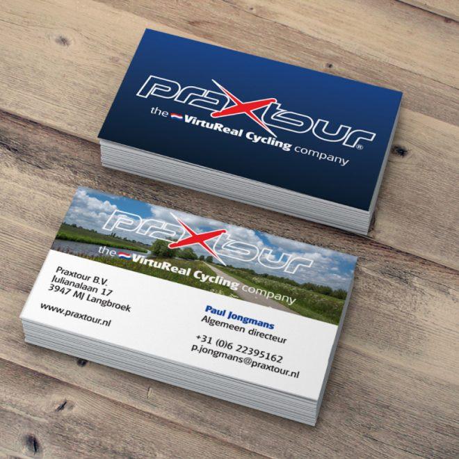 slides visitekaart praxtour